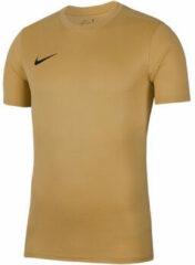 Bruine T-shirt Korte Mouw Nike Dry Park VII SS Jersey