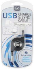 GoTravel USB LADE- UND SYNC KABEL Reiseelektronik schwarz