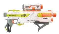 Witte Hasbro NERF N-Strike Modulus Battlescout ICS-10 - Blaster