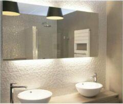 2Heat Anti Condens en verwarming voor spiegels 33 Watt 40x45cm 200W/m2, dubbel geisoleerd