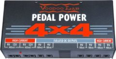Voodoo Lab Pedaal Power 4 x 4