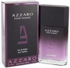 Azzaro Hot Pepper by Azzaro 100 ml - Eau De Toilette Spray
