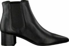 Omoda Dames Chelsea boots 052.394 - Zwart - Maat 37