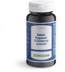 Bonusan Sabal Pygeum Cranberry 60 capsules