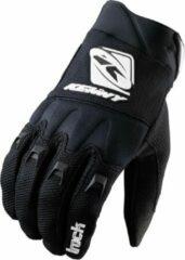 Zwarte Kenny Track glove black MTB / BMX handschoenen - Maat:13