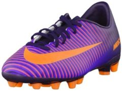 Fußballschuhe Jr Mercurial Vapor XI AG 831944-870 mit Nocken-Sohle Nike Purple Dynasty/Bright Citrus-Hyper Grape