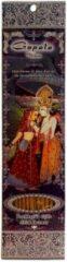 Prabhuji's Gifts Wierooksticks handgerold, 'Gopala' met jasmijn en roos