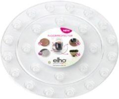 Elho vloerbeschermer rond 15cm transparant