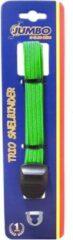 Jumbo fietspompen Jumbo Driedubbele Snelbinders Extra Sterk Groen