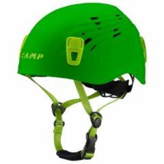 Groene Camp - Titan - Klimhelm maat 48-56 cm groen/olijfgroen