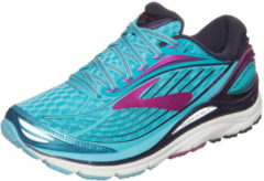 Transcend 4 Laufschuh Damen Brooks blue fish / peacoat / purple cactus flower