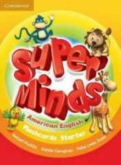 Cambridge University Press Super Minds American English Starter Flashcards