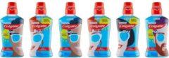 Colgate Plax Fresh Smiles Mondwater - 6 x 500 ml - Voordeelverpakking