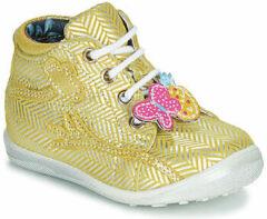 Gele Hoge Sneakers Catimini SALAMANDRE