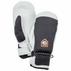 Hestra - Women's Moje CZone Mitt - Handschoenen maat 8, grijs/zwart