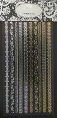 Korneliya 3D Nail Jewels XL- XL10 Lace Lines