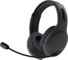 Grijze PDP Afterglow LVL50 PlayStation 4 Draadloze Gaming Headset - Grey