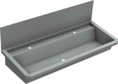 Roestvrijstalen Gastrodeals Wastrog 2-Kraans | RVS| 1200X468X438 MM | Compleet geleverd