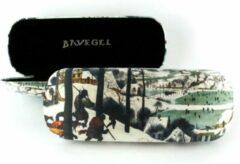 Grijze LANZFELD Brillenkoker, Jagers in de sneeuw , Bruegel