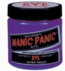 Manic Panic Semi permanente haarverf Ultra Violet Amplified Paars