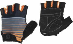 Rogelli Wielerhandschoen Hero Zwart/Oranje XL