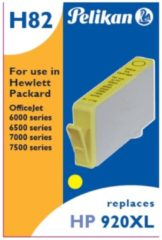 Pelikan Vertriebsgesellschaft mbH & Co. KG Pelikan H82 - 13 ml - Gelb - Tintenpatrone (Alternative zu: HP 920XL) 4108968