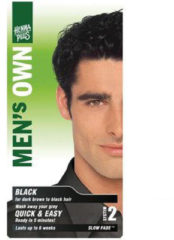 Mens Own Hennaplus Men's Own Black - Haarverf