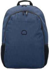 Delsey ESPLANADE RUCKSACK 47 CM LAPTOPFACH Laptoprucksack blau