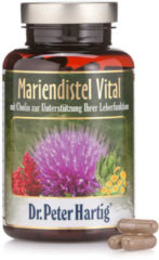 Dr. Peter Hartig - Für Ihre Gesundheit Mariendistel Vital, 180 Kapseln