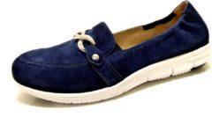 Blauwe Caprice Slipper