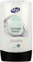 Idyl Huismerk Haargel Freezing 10 Mega Strong Hold 300ml