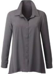 Grijze Classic Inspirationen blouse met lange mouwen