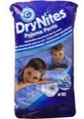 DryNites Absorberende Luierbroekjes Boy 4-7 jaar 10 stuks