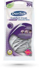 Dentek Comfort Clean Flosspick Flosdraad - 30 stuks - Flosdraad