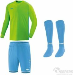 Jako Keepersset Competition 2.0 Groen/Blauw-S