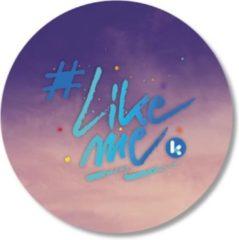 Kreisy Like Me muismat met logo diameter 24 cm