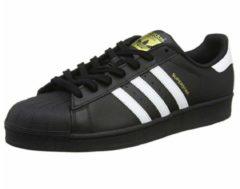 Adidas Originals - Superstar - Schwarze Sneaker B27140 - Schwarz