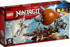 Bruine LEGO NINJAGO Aanvalszeppelin - 70603