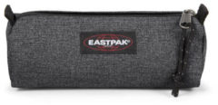 Grijze Eastpak-Etuis-Benchmark Solid Etui-Grijs