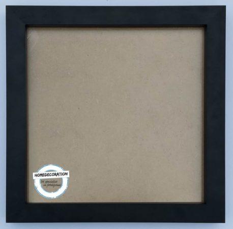Afbeelding van Homedecoration Victoria – Fotolijst – Fotomaat – 61x72 cm – zwart