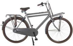 28 Zoll Popal Daily Dutch Basic+ 2810 Herren Holland Fahrrad 3 Gang Popal titanium
