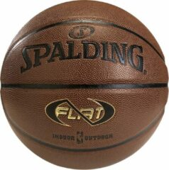 Bruine Spalding Basketbal NBA Neverflat In/Out 3001530011317