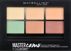 Maybelline Face Studio Master Camo Corrector- 1 Light Sk- Corrector Palet (Ex)