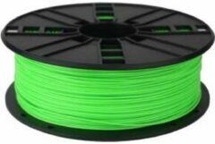 Gembird 3DP-PLA1.75-01-FG Polymelkzuur Fluorescent groen 1000g 3D-printmateriaal