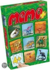 Selecta Spellen Memo + Dinoworld
