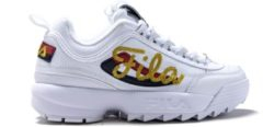 Fila - Dames Sneakers Disruptor II Signature - Wit - Maat 38