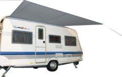 Bo-Camp Caravanluifel - Travel - L - 460x240 cm - Grijs