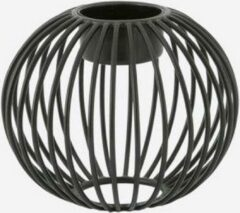 POINT-VIRGULE - Wire Kaarshouder zwart 10,5cm