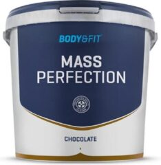 Body & Fit Mass Perfection - Weight gainer - 4400 gram - Chocolade Milkshake