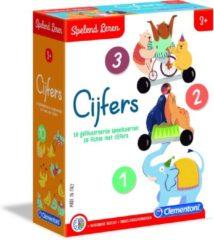 Clementoni Spelend Leren Getallenspel Educatief spel